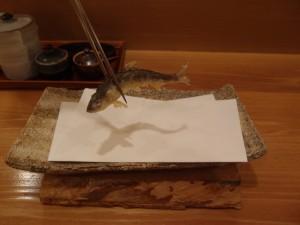 天ぷら ふく西 禅と匠 料理