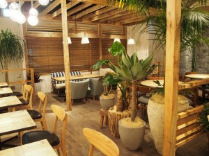 Mano Kitchen Café 内観2