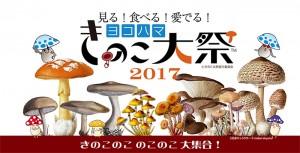 ヨコハマきのこ大祭 10/21(土)・22(日)開催!