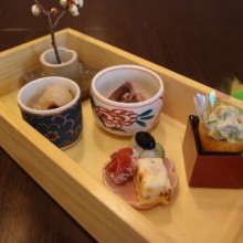 天ぷら ふく西 禅と匠 外観