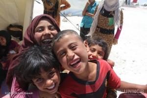 国連難民支援キャンペーン開催